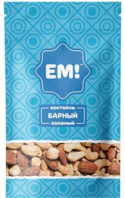 Коктейль барный соленый «ЕМ» 150гр.