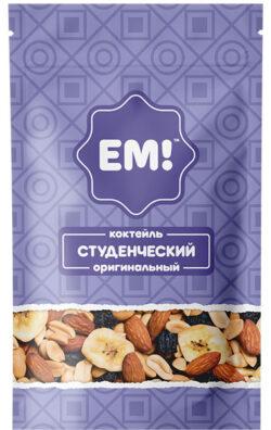 Коктейль Студенческий Оригинальный «ЕМ» 150гр.