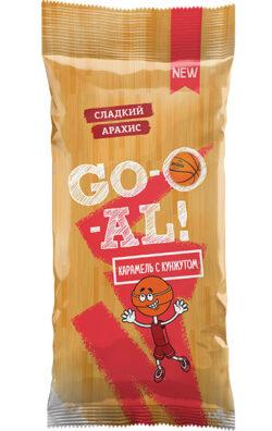 арахис в сахарной карамели с кунжутом