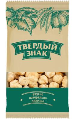 Орехи фундука обжаренные «Твердый знак» 50гр.