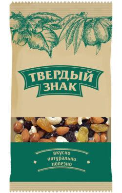Коктейль сладкий орехи изюм